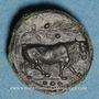 Münzen Sicile. Géla. Tétras, vers 420-405 av. J-C