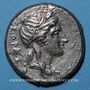 Münzen Sicile. Syracuse. Agathocles (317-289 av. J-C). Tétradrachme