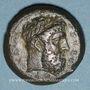 Münzen Sicile. Syracuse. Dion (357-354 av. J-C). Bronze