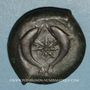 Münzen Sicile. Syracuse. Dyonisos I (405-367 av. J-C). Drachme de bronze