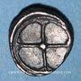 Münzen Sicile. Syracuse (vers 475-470 av. J-C). Obole