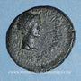 Münzen Thrace. Rhoemetalces I, avec Auguste (11 av. - 12 ap. J-C). Bronze