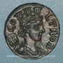 Münzen Troade. Alexandrie. Monnayage pseudo-autonome. Bronze, 3e siècle