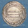 Münzen al-Jazira. Abbassides. Harun al-Rashid (170-193H). Dirham 190H. al-Rafiqa