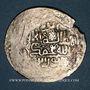 Münzen al-Jazira. Ayyoubides de Hisn-Keyfa. Sulayman Ghazi (780-828). Tanka, Hisn.