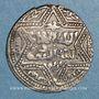 Münzen al-Jazira. Ortoquides de Mardin. Artuk Arslan (597-637H).  Dirham 628H, Dunaysir