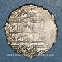 Münzen al-Jazira. Ortoquides de Mardin. Ghazi I (637-658H).  Dirham 65xH, Mardin