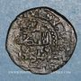 Münzen al-Jazira. Ortoquides de Mardin. Qara Arslan (658-693H). Fals, avec l'Ilkhanide Hulagu