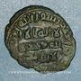 Münzen al-Jazira. Umayyades. Ep. Hisham (105-125H). Fals 116H, sans atelier