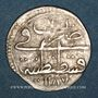 Münzen Anatolie. Ottomans. Abd al-Hamid I (1187-1203H). Para 1187H / an 7, Constantinople