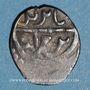 Münzen Anatolie. Ottomans. Bayazid I (791-804H). Akce 792H