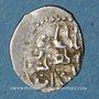 Münzen Anatolie. Ottomans. Ibrahim (1049-1058H). Akce 1049H, Qustantiniya