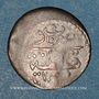 Münzen Anatolie. Ottomans. Mahmoud II (1223-1255H).  Para 1223H / an 4 (2e standard), Qustantiniya