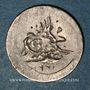 Münzen Anatolie. Ottomans. Mahmoud II (1223-1255H).  Para 1223H / an 6 (2e standard), Qustantiniya