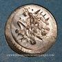 Münzen Anatolie. Ottomans. Mahmoud II (1223-1255H).  Para 1223H / an 7 (2e standard), Qustantiniya