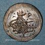 Münzen Anatolie. Ottomans. Mahmoud II (1223-1255H).  Para 1223H / an 8 (2e standard), Qustantiniya