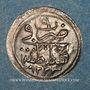 Münzen Anatolie. Ottomans. Mahmoud II (1223-1255H).  Para 1223H / an 9 (2e standard), Qustantiniya
