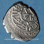 Münzen Anatolie. Ottomans. Mehmet II, 2e règne (855-886H). Akce (85)5H, Amasya