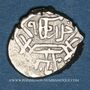 Münzen Anatolie. Ottomans. Mehmet II, 2e règne (855-886H). Akce 855H, Amasya