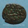 Münzen Anatolie. Seljouquides de Rûm. Kaykubad I (616-634H). Br. Fals
