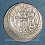 Münzen Arménie. Ilkhanides. Abu Sa'id (716-736H). Double dirham, argent, année 33 (Khani), Arjish