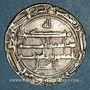Münzen Asie centrale. Abbassides. al-Ma'mun (194-218H). Dirham 197H. Madinat Samarqand