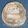 Münzen Asie centrale. Abbassides. Harun al-Rashid (170-193H). Dirham 190H. Ma'din al-Shash