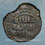 Münzen Asie centrale. Qarakhanides. Muhammad Arslan Khan (vers 553H). Fals n.d., (Kashgar ?)