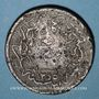 Münzen Balkans. Ottomans. Klio (Lesbos). Bronze, 40 Para 1255H contremarqué