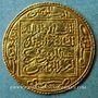 Münzen Espagne. Almohades. Abu Ya'qub Yusuf  I (558-580). 1/2 dinar