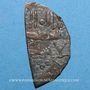 Münzen Espagne. Umayyades d'Espagne. 'Abd ar-Rahman III (300-350H). Fals bronze, (al-Andalus)