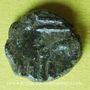 Münzen Gouverneurs Umayyades d'Espagne. Fals anonyme 11 mm