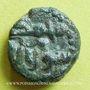 Münzen Gouverneurs Umayyades d'Espagne.  Fals anonyme 14 mm