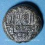 Münzen Gouverneurs Umayyades d'Espagne. Fals anonyme al-Andalus