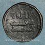 Münzen Iraq. Abbassides. al-Mahdi (158-169H). Fals (16)9H, al-Kufa