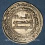 Münzen Iraq. Abbassides. al-Mu'tadid (279-289H). Dirham 283H. Madinat al-Salam