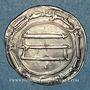 Münzen Iraq. Abbassides. Harun al-Rashid (170-193H). Dirham 189H. Madinat al-Salam