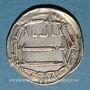 Münzen Iraq. Abbassides. Harun al-Rashid (170-193H). Dirham 190H. Madinat al-Salam