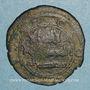 Münzen Iraq. Umayyades. Ep. Hisham (105-125H). Fals 120H Wasit