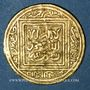 Münzen Maghreb. Almohades. 'Abd al-Mu'min (524-558H). 1/2 dinar or (après 540H)