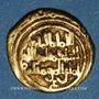Münzen Maghreb. Fatimides. al-Hakim (386-411H = 996-1021). 1/4 de dinar or frappé à al-Mahdiya (Tunisie).