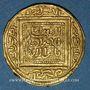 Münzen Maghreb. Hafsides. Abu Zakariya Yahya I (627-647H). 1/2 dinar or mentionnant  'Abd al-Mu'min