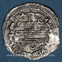 Münzen Maghreb. Idrissides. Anonyme : descendants d 'Isa b. Idris II (vers 233-280H). Dirham argent (26)7H,