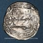 Münzen Maghreb. Idrissides. Ibrahim b. al-Qasim (vers 270-290H). Dirham (280H), al-Basra (Maroc)