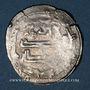 Münzen Maghreb. Idrissides. Ibrahim b. al-Qasim (vers 270-290H), dirham, al-Basra (Maroc)