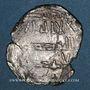 Münzen Maghreb. Idrissides. Ibrahim b. al-Qasim (vers 270-290H). Dirham, (al-Basra) (Maroc)
