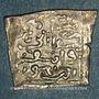 Münzen Maghreb. Mérinides. 'Abd al-Haqq II (823-869 H). 1/2 dirham
