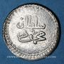 Münzen Maghreb. Ottomans. Mahmoud I (1143-1168H). 2 kharub 1151H. Tunis