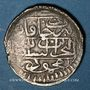 Münzen Maghreb. Ottomans. Mahmoud I (1143-1168H). Onluk  (1/4 de riyal) 1148H. Tunis