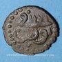 Münzen Maghreb. Ottomans. Mustafa III (1171-1187H). Burbe 1171H. Tunis